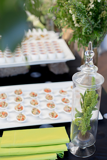 about chef stephanie, green weddings, catering, personal chef